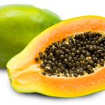 Papaya is one of the best fruits for skin care. Papaya cleanses and make skin to glow in a healthy way. There are much benefits of papaya for skin care. Papaya Tree, Green Papaya, Orange Fruit, Papaya Growing, Fast Growing Trees, Fast Metabolism Diet, Pregnancy Nutrition, Green Juices