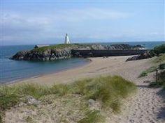 Llandwynn beach, Angelsey, Wales