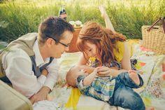 family picnic photoshoot - Google Search