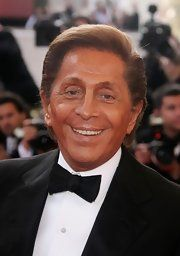Valentino Garavani Combover - Valentino rocked his classic combover while hitting the Cannes Film Festival. Very Valentino, Combover, Cannes Film Festival, Valentino Garavani, Classic, Men, Beauty, Derby, Guys