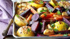 The Secret Ingredient for Tastier Roasted Veggies... White Vinegar!!
