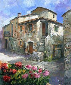 Francesco Mangialardi, Paesaggi @GIGARTE.com