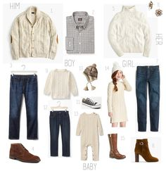 Fashion Friday: What To Wear for Family Holiday Photos Fall Family Picture Outfits, Family Christmas Outfits, Christmas Pictures Outfits, Family Picture Colors, Family Photos What To Wear, Winter Family Photos, Family Christmas Pictures, Family Outfits, Holiday Outfits