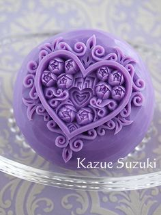 this is carved soap . . . WOW!
