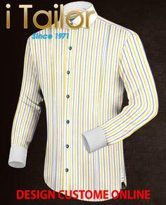 Design Custom Shirt 3D $19.95 herren langarm hemd Click itailor.de/... . . . . . der Blog für den Gentleman - www.thegentlemanclub.de/blog
