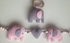 rosa elefanten amigurumi selber häkeln anleitung