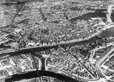 Luftbild Stettin 1930 Anatomy, City Photo, Image, German Language, Historical Pictures, Old Pictures, City, History, Anatomy Reference