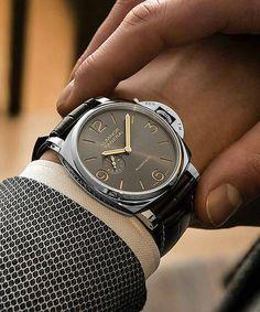 Luminor Due 3 Days Titanio - 42 mm #men #watches #strap #watch #accessory