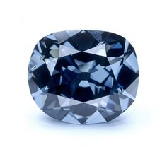 The Hope Diamond — The Curse of DebtCredit: Chip Clark | Smithsonian Institution | si.edu  At 45.52 carats, the beautiful grayish-blue Hope Diamond is 1 inch (25.6 millimeters) in length and 0.8 inch (21.7 mm) in width. Its history traces back to the 17th-century diamond mines of Golconda, India, where it was first purchased in its original, crudely cut, 112.19-carat form by the French merchant Jean Baptiste Tavernier.