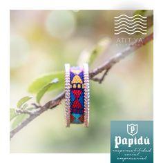 Adquiere una pieza de esta colección original de #JoyeriaPapidu y apoya a la limpieza del lago Atitlán. #Atitya