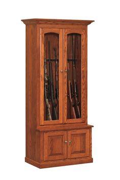 American Made Gun Cabinet