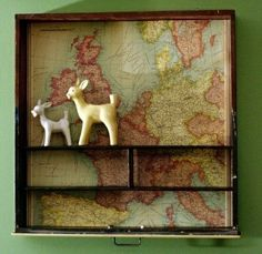 Drawer into Shelf