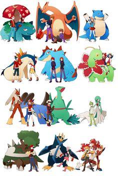 based on the manga: pokemon adventures; Pokemon Alpha, Mega Pokemon, Pokemon Comics, Pokemon Fan, Cute Pokemon, Pokemon Steven, Anime Nerd, Anime Guys, Pokemon Adventures Manga