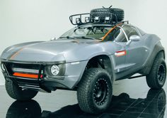 Local Motors Rally Fighter from Transformers: Age of ...