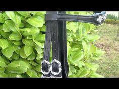 ▶ Marjoman Cortezia Portuguese bridle - YouTube Buy here: http://www.marjoman.net/en/portuguese-bridles/658-buy-cortezia-bridle.html
