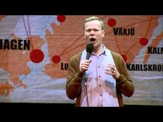 Johan Glans - World Tour of Skandinavien - YouTube