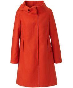 CONLEYS PURPLE coat...in love with red!!