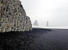 Vík í Mýrdal Iceland - source: Taber Holdiays