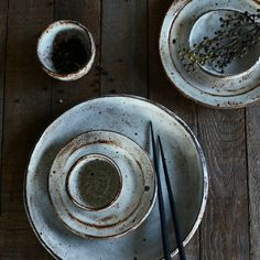 My shino tableware is hand made from stoneware clay and is oven and dishwasher safe.