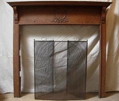 Old House Parts Company: Architectural Salvage, Antique Windows and Doors, and Hardware for Interior and Exterior Home Improvement. Victorian Fireplace Mantels, Fireplace Mantle, Mantles, Antique Windows, Antique Doors, Architectural Antiques, Restoration Hardware, Windows And Doors, Interior And Exterior