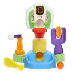 Little Tikes DiscoverSounds Sports Center by MGA Entertainment- MGA Entertainment