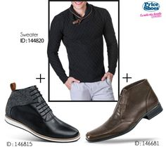 Ellos también marcan su estilo.  #ILOVEPS #PriceShoes #men #look #casual #outfit #style #fashion #fashionable #casual #chic