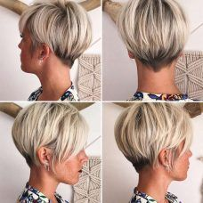 Short Hairstyle 2018 - 7