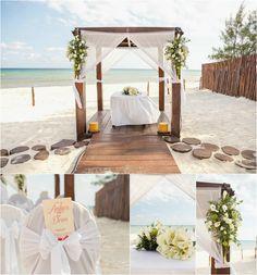 Dean Ambers Riviera Maya Wedding Grand PrincessRiviera