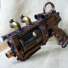 steampunk nerf $40 + shipping (US)