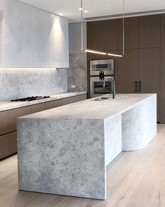 Home Decor Kitchen 45 Amazing Kitchen Design Ideas For You To Make At Home.Home Decor Kitchen 45 Amazing Kitchen Design Ideas For You To Make At Home Minimal Kitchen Design, Contemporary Kitchen Design, Interior Design Kitchen, Interior Ideas, Contemporary Interior, Mim Design, Layout Design, Design Ideas, Design Styles