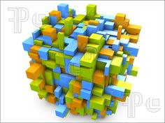 Illustration Of Abstract Cubes Art. Cubes, Image 3d, Free Illustrations, Logos, Art, Royalty, Abstract Backgrounds, Dice, Kunst