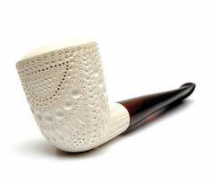 Meerschaum Tobacco Pipe- details