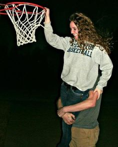 Told you I could Dunk(:
