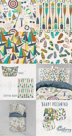 Bondi Dreaming - Mel Armstrong Design