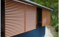 Modern Door Awning Designs   Aluminium Louvres