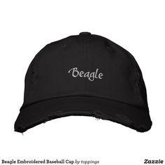 Beagle Embroidered B