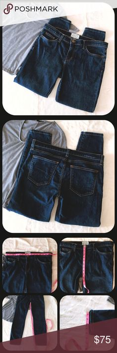 Current/Elliott The Stiletto Jeans EUC Skinny Jeans cropped at the ankle. Current/Elliott Jeans Ankle & Cropped