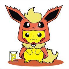 Hi, my Halloween costum is flareon, i always dreemed to be flareon a day! Baby Pokemon, Pokemon Alola, Pokemon Eeveelutions, Random Pokemon, Cute Pokemon Wallpaper, Cute Patterns Wallpaper, Cute Cartoon Wallpapers, Pikachu Naruto, Cute Pikachu