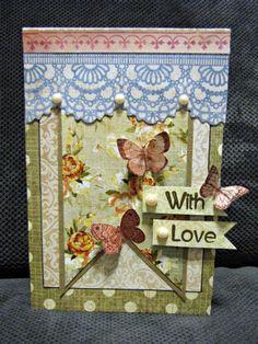 for Paper Lovelies Feb 2012 kit
