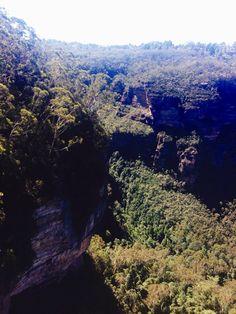 Australia. Blue Mountains.