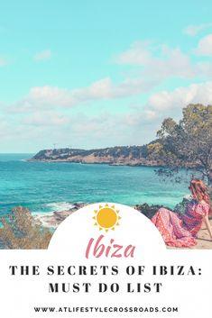 The secrets of Ibiza: Party Heaven vs. The secrets of Ibiza: Party Heaven vs. Ibiza Travel, Spain Travel, Europe Travel Tips, European Travel, Travel Guide, Travel Destinations, Menorca, Ibiza Formentera, Cool Places To Visit