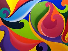 My Paintings by Mauricio Mallet, via Behance