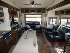 New 2018 Forest River RV Wildwood Heritage Glen Fifth Wheel at General RV Forest River Rv, Fifth Wheel, Rv Living, Recreational Vehicles, Wheels, Floor Plans, Camping, Home Decor, Campsite
