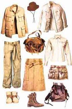 safari gear   Safari Clothing What to Wear, What Not to Wear on Your African Safari