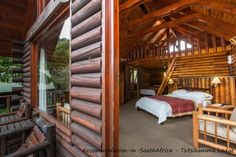 Accommodation at Tsitsikamma Lodge & Spa. Lodge and Spa accommodation Storms River. Allure Spa, Storms, Outdoor Furniture, Outdoor Decor, Cabin, River, House Styles, Building, Design