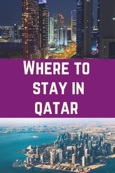 The ultimate guide of where to stay in Doha Qatar Beach Hotels, Hotels And Resorts, Group Travel, Family Travel, Travel Around The World, Around The Worlds, Qatar Travel, Villa With Private Pool, Tourist Sites