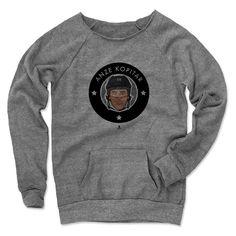 Anze Kopitar 3 Stars S Los Angeles Officially Licensed NHLPA Women's MANIAC Sweatshirt S-XL