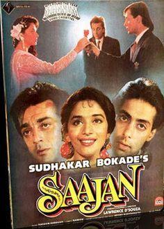 Saajan (1991) Full Movie Watch Online Free HD - MoviezCinema.Com