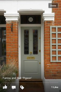 London Doors, Front Door, Victorian / Edwardian Door | Making an ...
