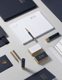 Some of the Most Beautiful Branding Designs for Your Inspiration | Maja's blog